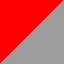 Absperrkordel GRIP rot-silber