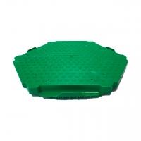 Hexagon Bodenplatte -