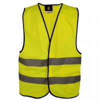 High Visibility Vest EN ISO 20471 Plain -