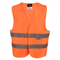 High Visibility Cotton Vest Professional -