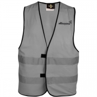 Printed Safety Vest -
