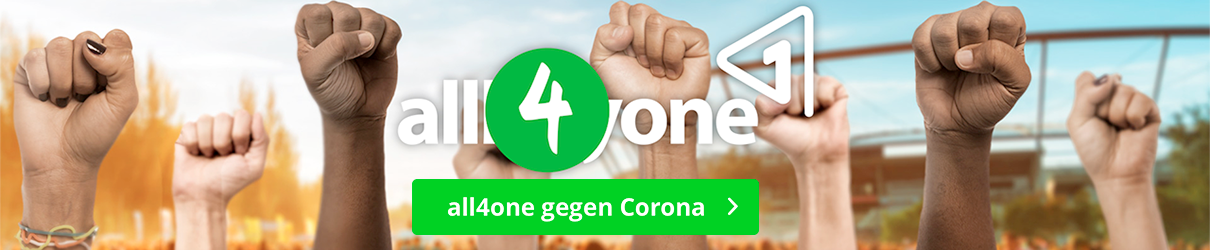 all4one gegen Corona