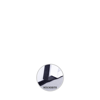 Flauschband 2 cm breit (inkl. Klettband)
