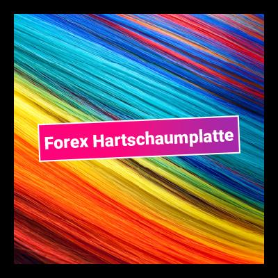 Forex Hartschaumplatte - 2 mm