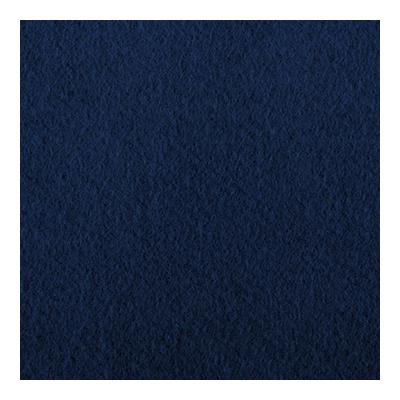 Bühnenmolton konfektioniert - dunkelblau