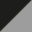 Absperrkordel GRIP schwarz-silber