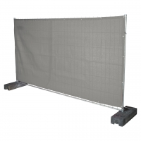Construction Fence Screen B1 -