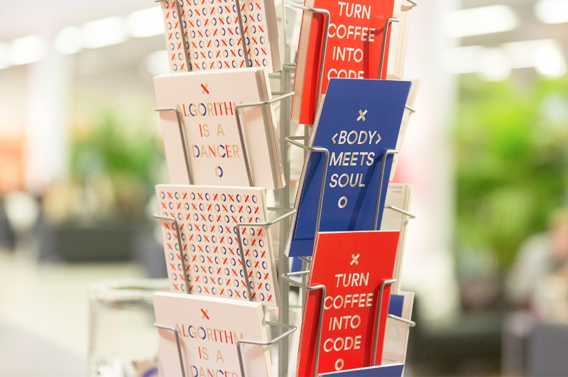 Postkarten bedruckt Next Experts GmbH Foto Erika Mayer
