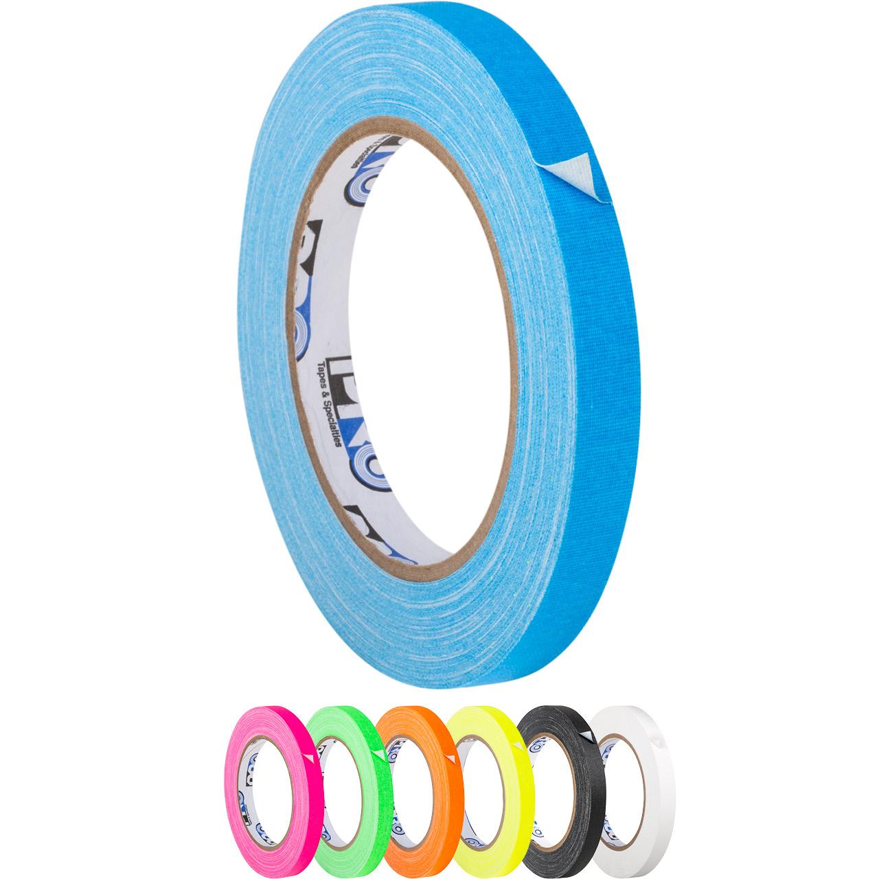 0,29€//m tesa 4671 25mm x 25m fluoreszierend neon PINK Gewebeband Warnband