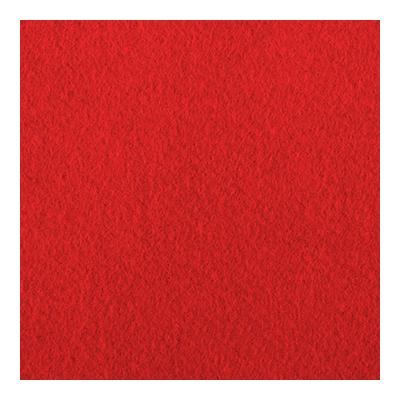 Bühnenmolton konfektioniert - rot