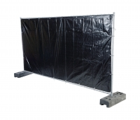 Construction Fence Banner B1 3.41 x 1.76 m -
